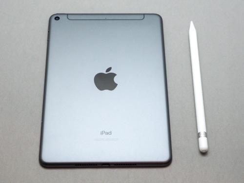 第5世代iPad miniと第1世代Apple Pencil