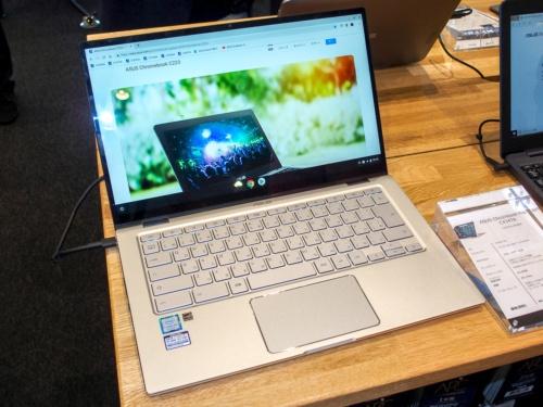 写真2●ASUS Chromebook Flip C434TA