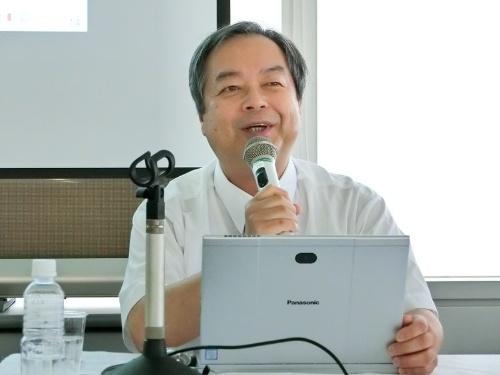 山口大学 国際総合科学部教授の木村友久氏は2018年6月7日に開催されたセミナーで著作権法改正が教育現場に及ぼす影響を解説した
