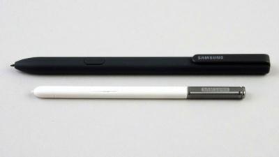 電磁誘導方式のスタイラスペンなら充電や電池交換は不要だ
