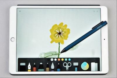 iPad Proでちょっとしたお絵描きをしてみた