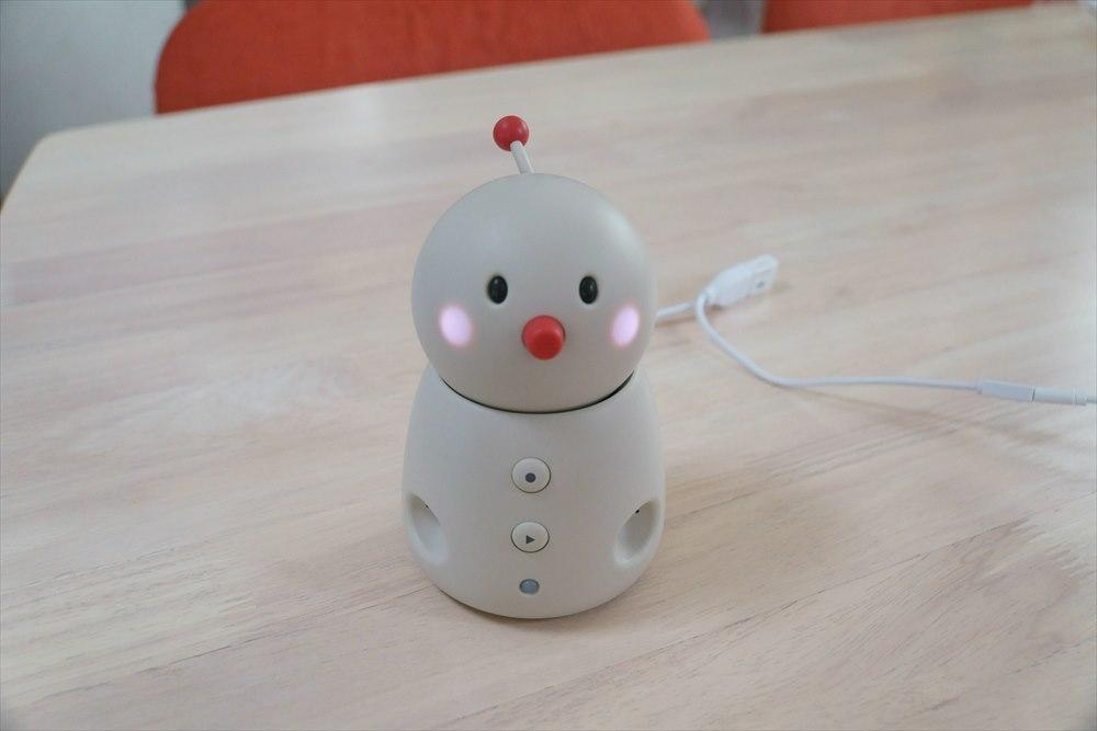 「BOCCO emo(ボッコ エモ)LTEモデル Powered by ネコリコ」 (出所:筆者、以下同)