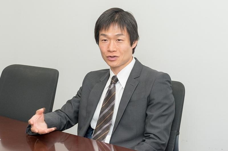 MiTERU取締役の廣瀬光伸さん