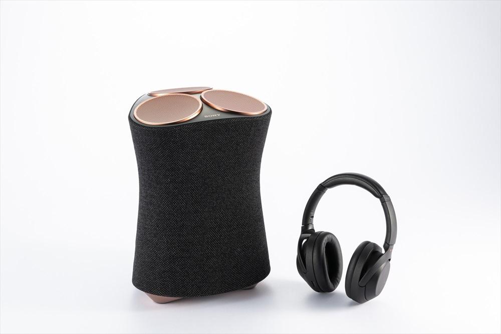 ソニーの立体音響技術「360 Reality Audio」はヘッドホンや認定スピーカーで楽しめる (出所:スタジオキャスパー、記載のないものは以下同)