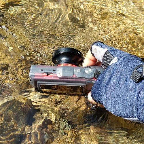 Tough TG-6は手軽に水中撮影ができ、アウトドアのレジャーで威力を発揮する