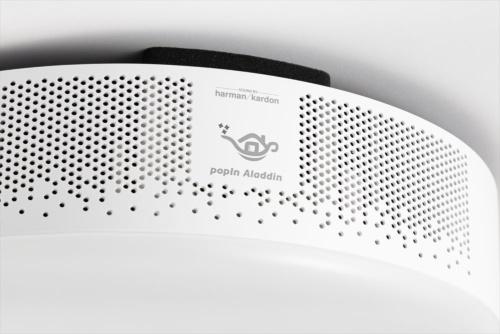 側面には、米Harman Internationalのスピーカー「Harman Kardon」を搭載する。8ワット+8ワットの出力で迫力のある音が出る