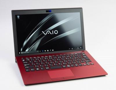 「VAIO S11 RED EDITION」が新登場した。19万6800円から