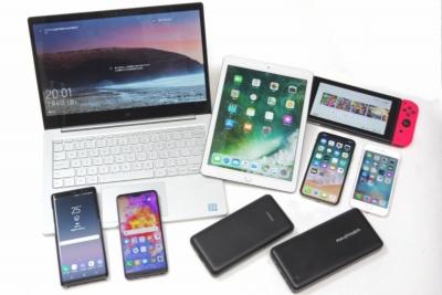 USB Type-C端子を使った業界標準の充電規格「USB PD」が普及。USB PD対応モバイルバッテリーなら、最新のスマホを急速充電できるほか、対応ノートPCも充電可能だ。非公式ながらNintendo Switchも、対応をうたっているUSB PD対応モバイルバッテリーなら急速充電できる