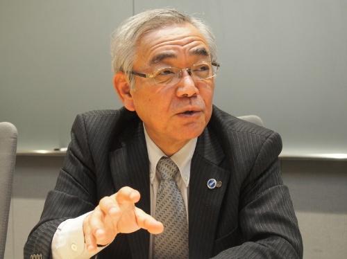 ジャパンSAPユーザーグループ(JSUG)鈴鹿靖史 会長