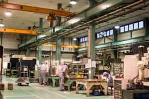 図1 IBUKIの工場