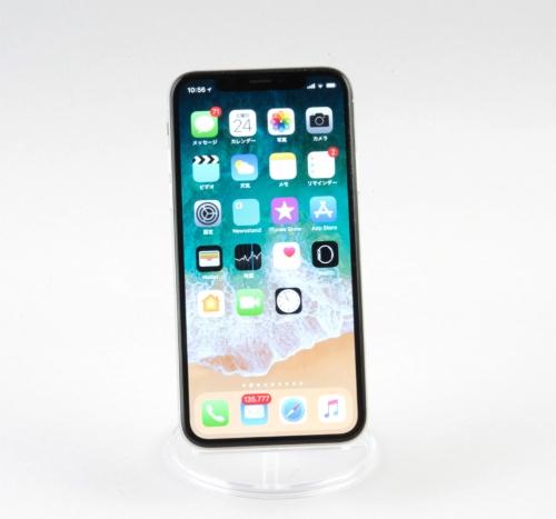 新登場のiPhone XはiPhoneシリーズのフラグシップとして君臨する