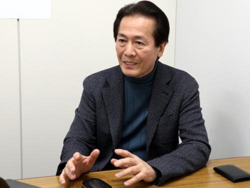 オピニオン代表取締役の碓井誠氏