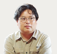 五十嵐 太郎氏(撮影:鈴木愛子)