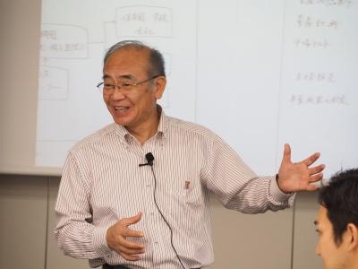 経営・ものづくり・ITアドバイザー(アーステミア 代表取締役)の森岡謙仁氏