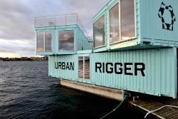 学生用住宅の「アーバン・リガー(URBAN RIGGER)」。その名は商標登録されている(写真:武藤 聖一)