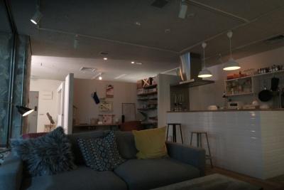 ボタン1つで、家中の照明を一括操作できる