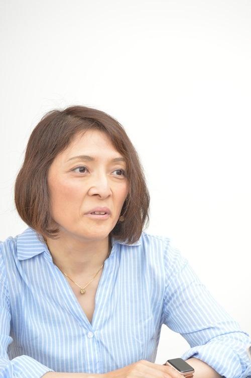 経済評論家で中央大学ビジネススクール客員教授を務める勝間和代さん
