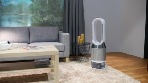ダイソンが2019年11月29日に発売する加湿空気清浄ファン「Dyson Pure Humidify+Cool」(実勢価格8万円前後)