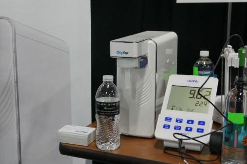高濃度酸素水を作れる「OxyTap」