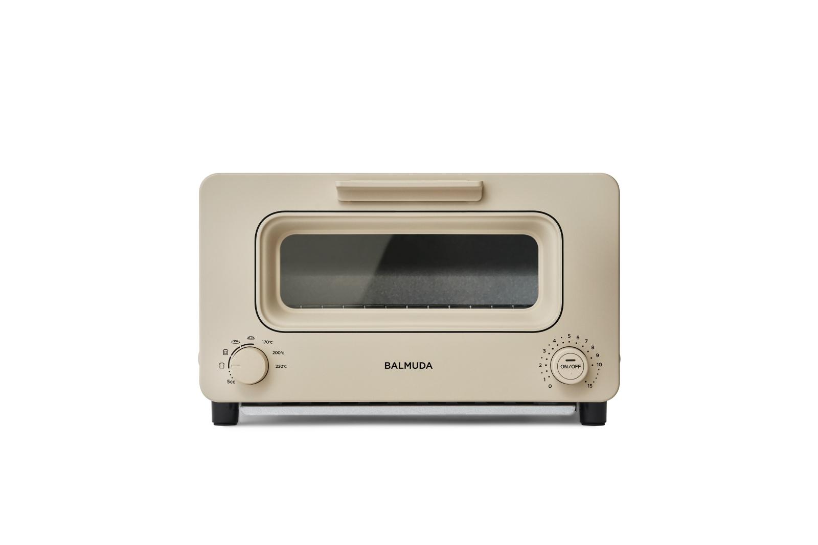 バルミューダが2020年9月に発売した「BALMUDA The Toaster K-05A」
