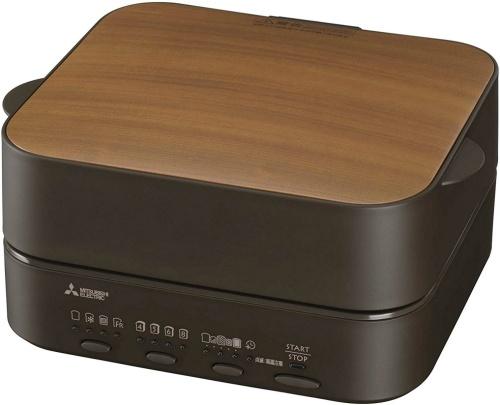 三菱電機が2019年4月に発売した「ブレッドオーブン TO-ST1」