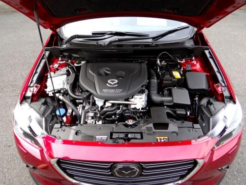 新開発の1.8Lディーゼルエンジン