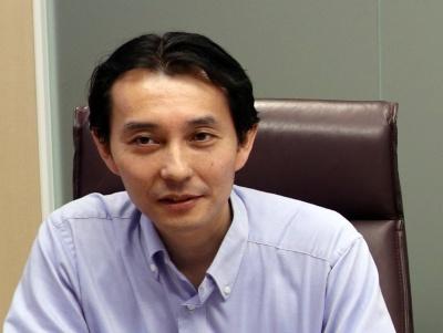 パナソニックのオートモーティブ&インダストリアルシステムズ社で自動車向けのセキュリティ技術を担当する安齋潤氏