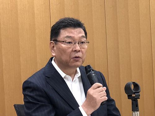 パナソニックAIS社社長の伊藤好生氏