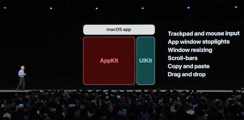 iOSアプリをMacに移植する際の負担を軽減し、簡単にインタフェースを実装できる「UIKit for macOS」が提供される