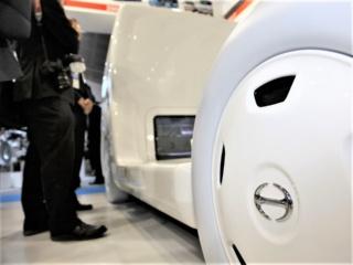 日野自動車は電気自動車(EV)トラックなど先進技術の開発を急いでいる