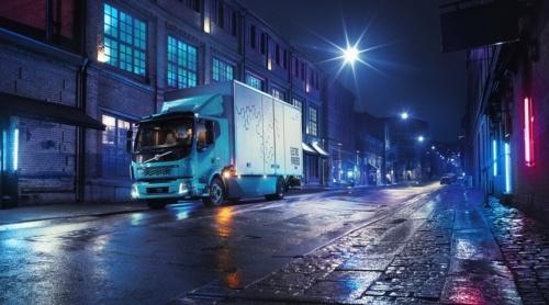 (出所:Volvo Trucks)