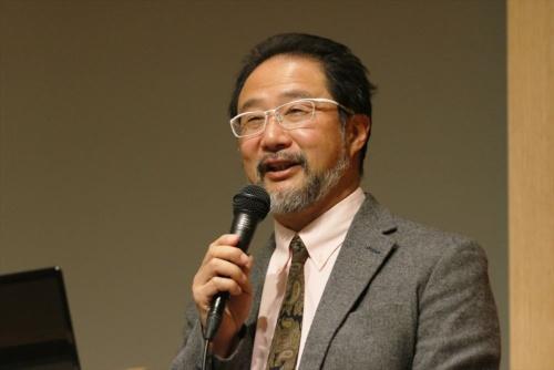 神奈川工科大学教授 一色正男氏(写真:都築雅人)
