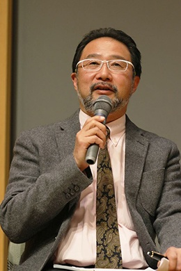 神奈川工科大学教授の一色正男氏