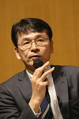 日経BP総研社会インフラ研究所の桑原豊