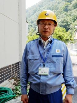 関西電力東海支社コミュニケーション統括グループの青柳俊幸氏(撮影:三上 美絵)
