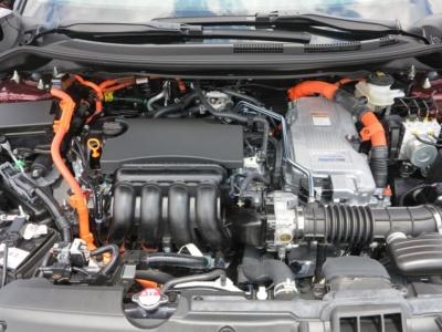 最高熱効率40.5%のエンジン