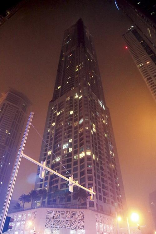 〔写真4〕ドバイの超高層住宅「ザ・トーチ」