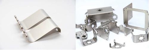 図1:加工の難易度の高い丸身を帯びた形状の加工部品