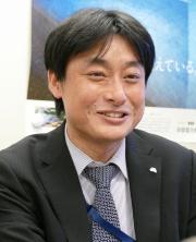 中部電力 ITシステムセンター 総括グループ課長 沢井志彦氏