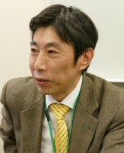 中電シーティーアイ インフラユニット インフラ・セキュリティサービス部 セキュリティ基盤グループリーダー 永野憲次郎氏