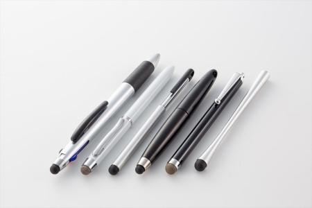 100均ショップで購入した6本のタッチペンを試してみた