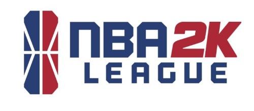 NBAが主催するeスポーツのリーグ「NBA 2Kリーグ」のロゴ