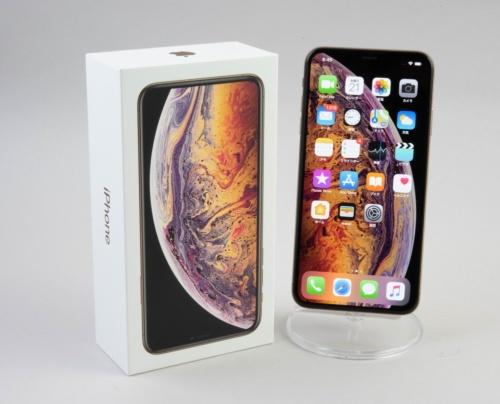 iPhone XS Maxの箱は非常に高級感がある