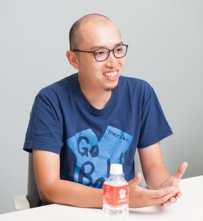 メルカリ コーポレートプランニンググループ 横井良典氏