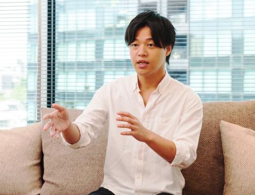 エウレカの石橋準也代表取締役CEO(最高経営責任者)