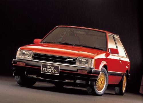1980年6月にマツダが発売した5代目の「ファミリア」