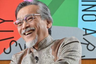 長澤忠徳氏 武蔵野美術大学 学長