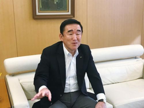 ダイキン工業 常務執行役員 グローバル戦略本部長 峯野 義博氏