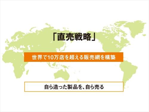 ダイキン工業の「直売戦略」を支える世界の販売店網