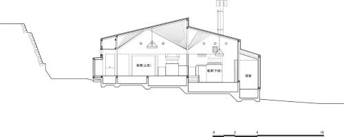 断面図(資料:團紀彦建築設計事務所)